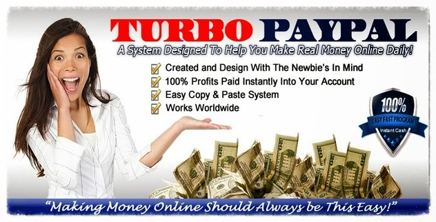 Turbo Paypal